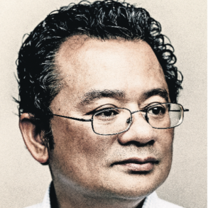 Fokke Obbema interviewt Cuong Lu